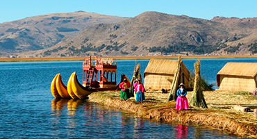MACHU PICCHU, PUNO AND TITICACA, 10 DAYS.