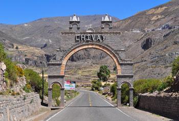 Chivay
