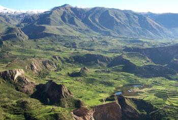 Arequipa Colca