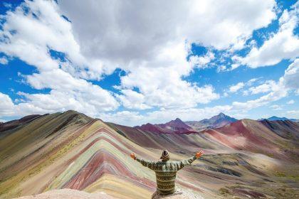 Tour Rainbow Mountain