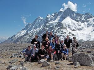 salkantay lucmabamba Mapi Perú travel