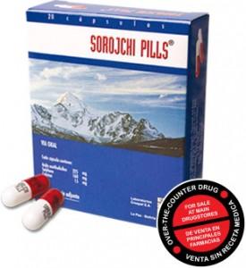 altitude sickness pills machu picchu