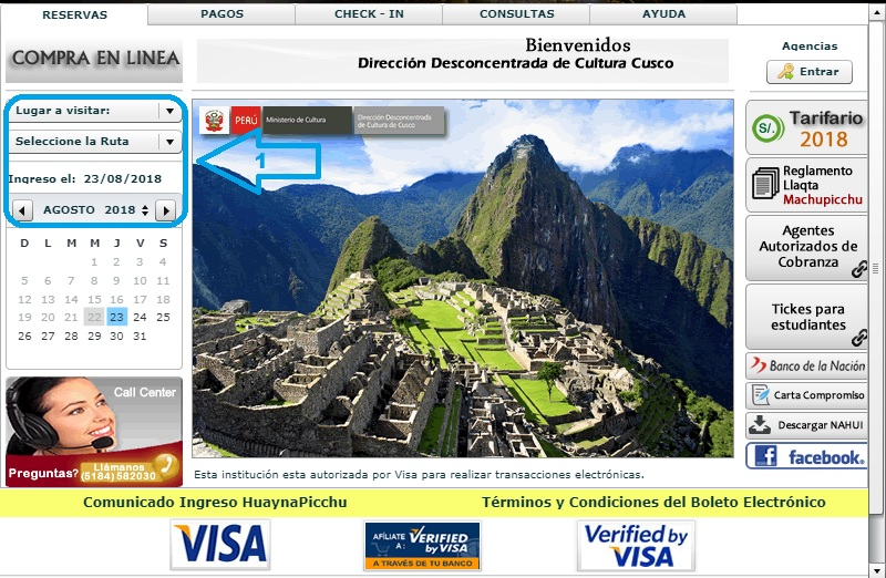 How to Buy Machu Picchu Tickets online 2021